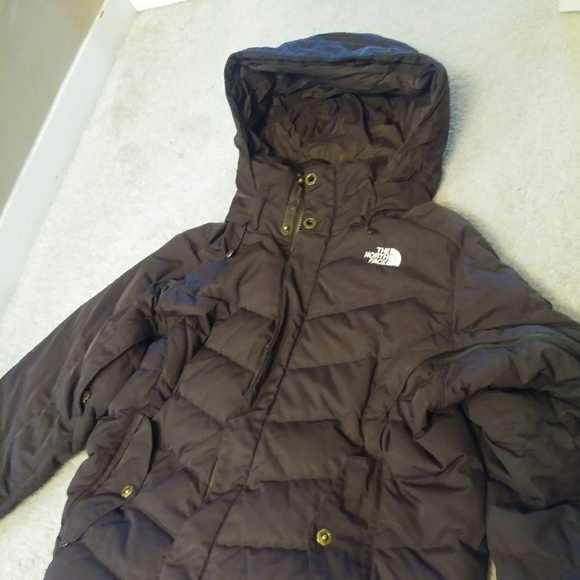 2b07e9d3e The North Face RECCO 600 Goose Down Jacket